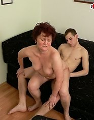 Granny wants cock!