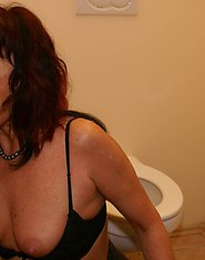 Mature chick loves a big cock